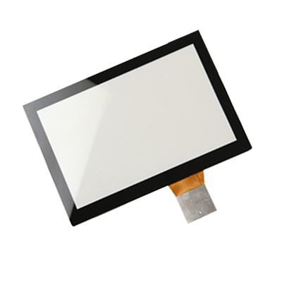 投影型静電容量方式タッチパネル