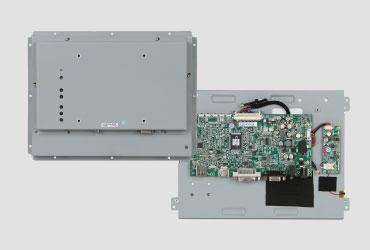 機器や設備への組込み用途に適しており、各種カスタマイズにも対応できます