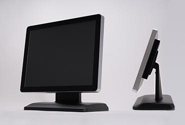 デスクトップにも組み込みにも適したシンプルなデザイン